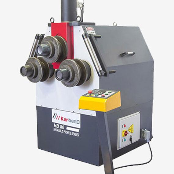 hb80-hydraulic-profile-bender